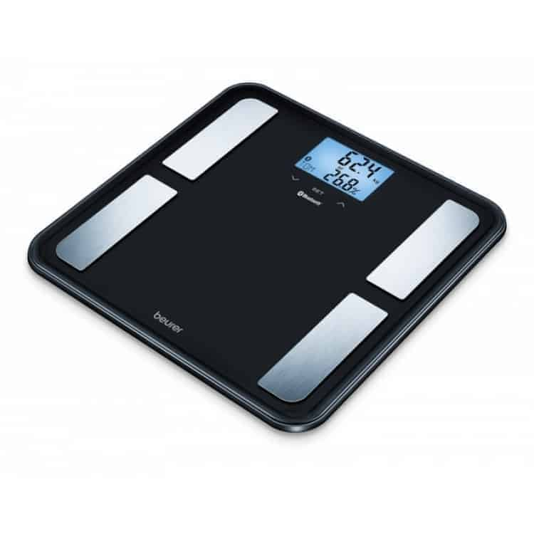 Ψηφιακή Διαγνωστική Ζυγαριά Μπάνιου Beurer BF 850 Black