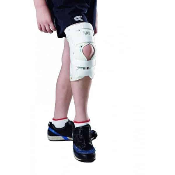 ακινητοποιητής γόνατος παιδιατρικός ped/8004