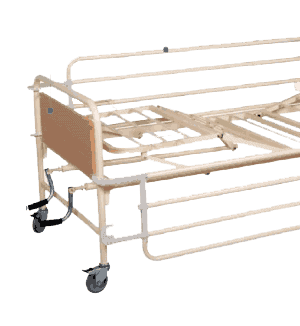 tα νοσοκομειακα σπαστα κρεβατια με δύο μανιβέλες kn200.3 econ είναι ελληνικής κατασκευής και αποτελούν και την πιο οικονομική επιλογή για κρεβάτι νοσηλείας.