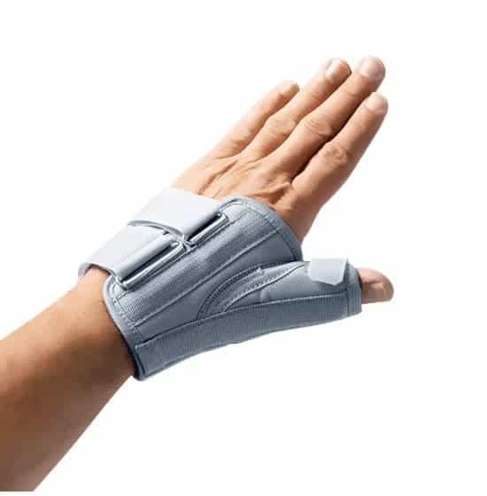Νάρθηκας Κατάγματος Αντίχειρα Skier's Thumb 03-2-072