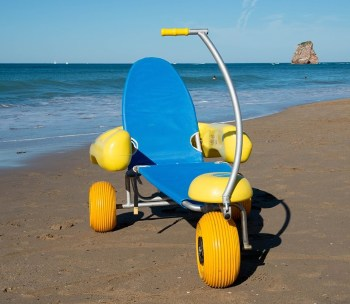 το πλωτό αμαξίδιο για θάλασσα tiralo είναι κατάλληλο για τη θάλασσα, τη λίμνη ή την πισίνα.