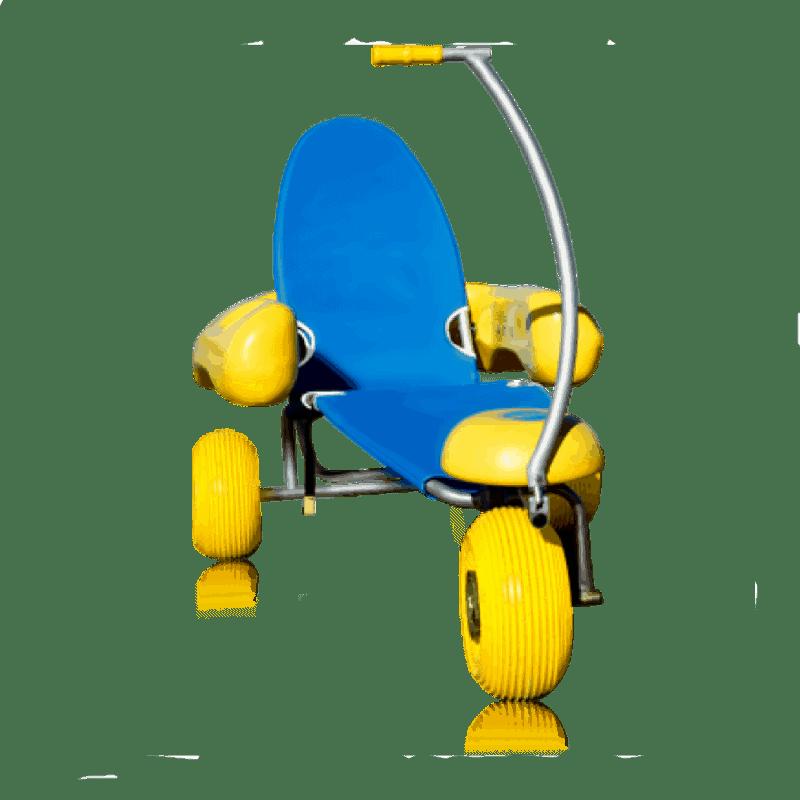 πλωτό αμαξίδιο για θάλασσα tiralo
