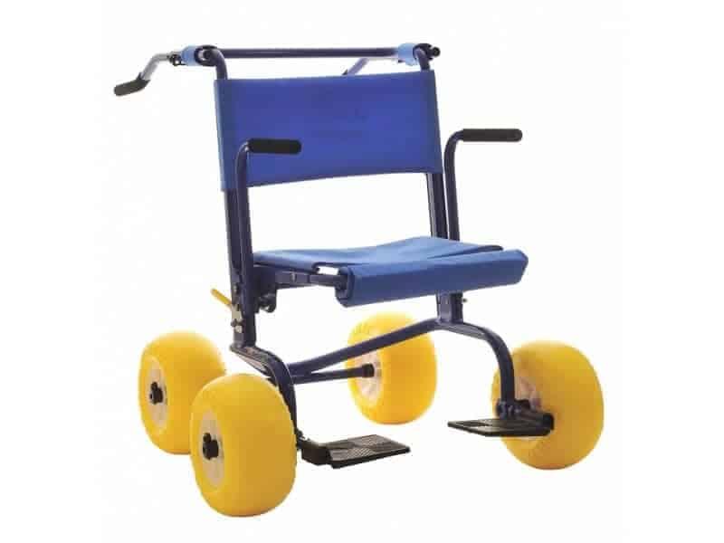 αναπηρική καρέκλα-περιπατητήρας παραλίας / θαλάσσης job 0810922
