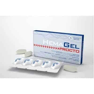 hemagel procto για αιμορροΐδες και πρωκτικές ραγάδες