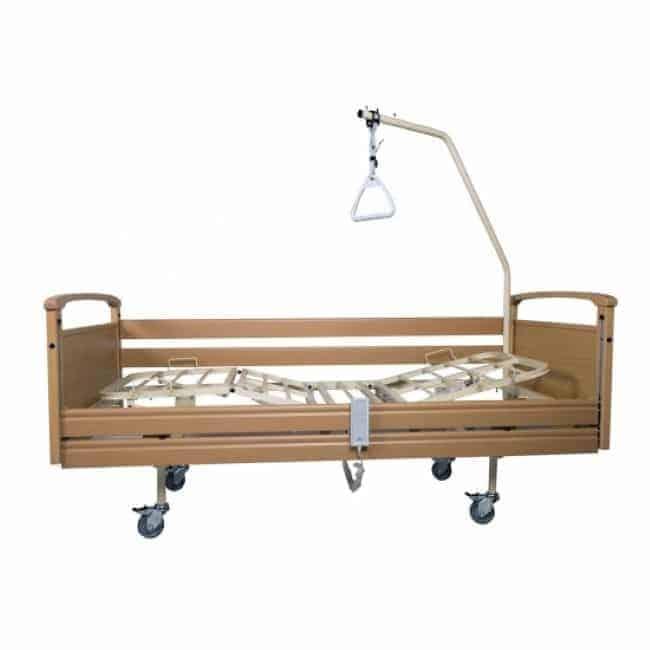 νοσοκομειακό κρεβάτι ηλεκτρικό πολύσπαστο σταθερού ύψους opus 3