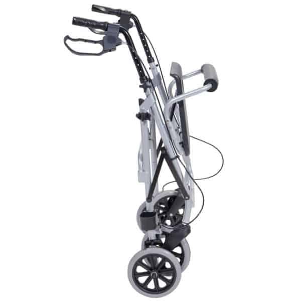 περιπατητήρας τροχήλατος-rollator «silver»