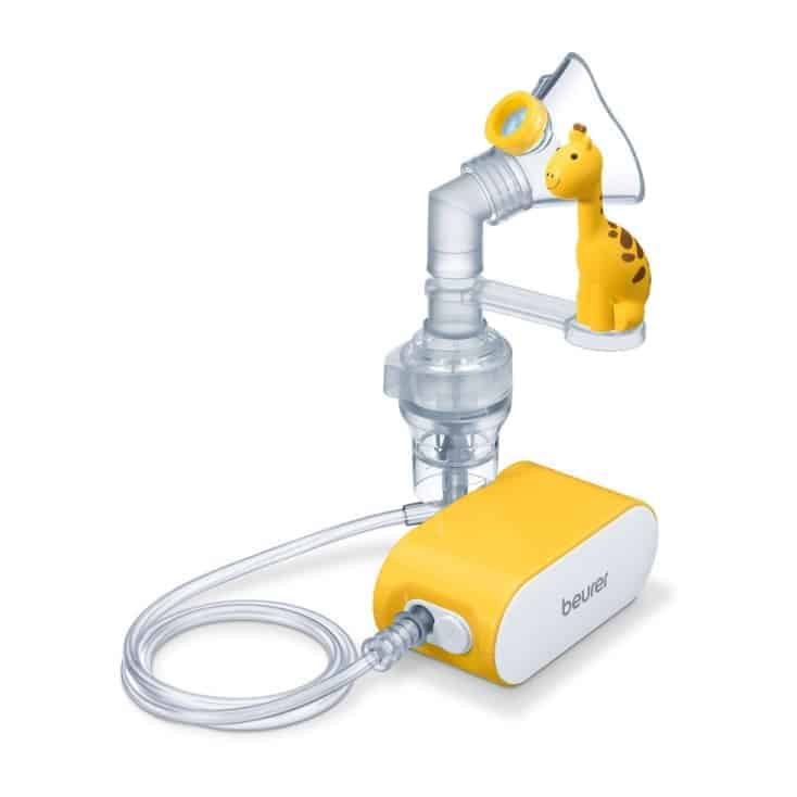 ο νεφελοποιητής ih 58 kids ενδείκνυται για χρήση σε κρυολογήματα, άσθμα, ασθένειες του αναπνευστικού, κλπ