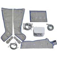Η Προέκταση για Μπότα Λεμφικού Μασάζ προσφέρει τη δυνατότητα επέκτασης της διαμέτρου της μπότας λεμφικού μασάζ.