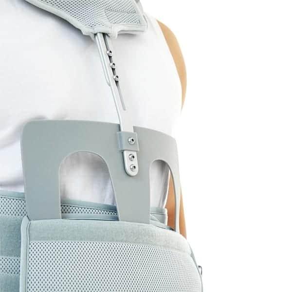 σπονδυλικό σύστημα οσφύος (t-bar) με αέρα dr-b029