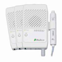 Το Doppler Hadeco ES-100VX είναι κατάλληλο για νοσοκομειακή χρήση.