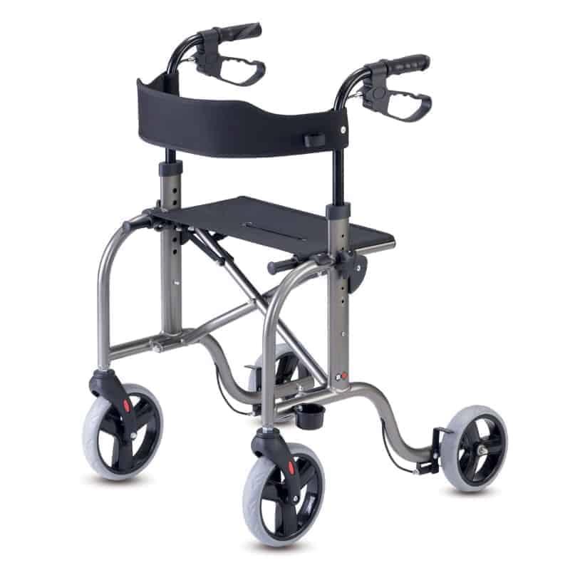 το rollator rl smart b+b ήρθε για να σας προσφέρει ασφάλεια στις καθημερινές σας μετακινήσεις!