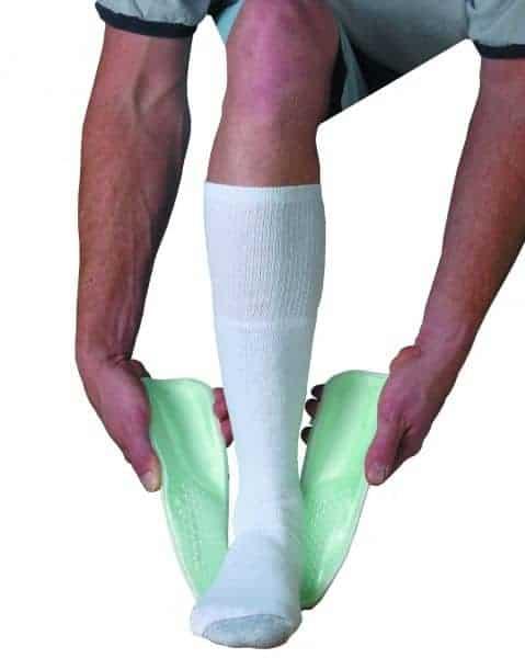 νάρθηκας ποδοκνημικής διπλής βαλβίδας με αέρα air ankle
