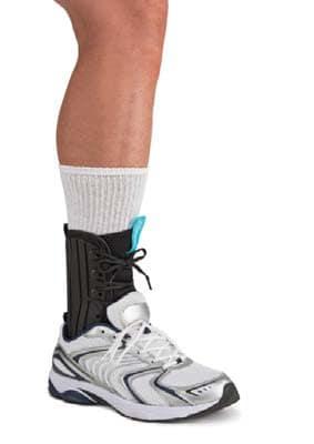 νάρθηκας ποδοκνημικής exoform ankle brace