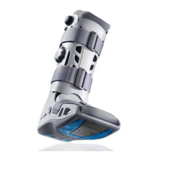κνημοποδικός νάρθηκας με αεροθαλάμους air select pneumatic walker