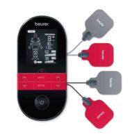 Η Ψηφιακή συσκευή TENS / EMS με λειτουργία θερμότητας EM 59 χρησιμοποιείται για μυϊκή ανάπλαση και αναγέννηση.