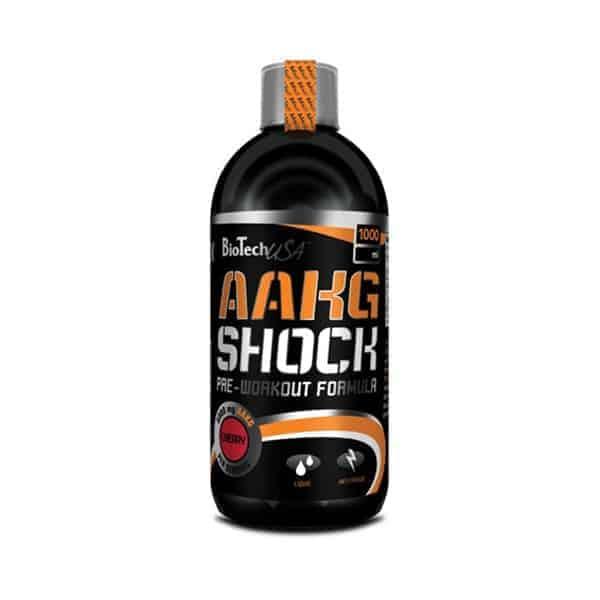 Tο AAKG SHOCK EXTREME 1000ml έχει σχεδιαστεί με σκοπό να ενεργοποιήσει την μέγιστη διαθεσιμότητα νιτρικού οξειδίου