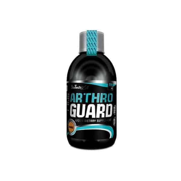 Tο ARTHRO GUARD LIQUID 500ml ξεχωρίζει κυρίως από την πολύ καλά απορροφήσιμη υγρή φόρμα του