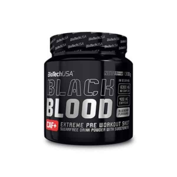 Tο Black Blood CAF+ 300gr ξαναφέρνει τη φωτιά που σε κάνει να δουλεύεις σκληρότερα και σκληρότερα