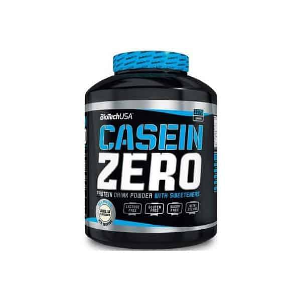Η CASEIN ZERO 2270grείναι μια άριστη σκόνη πρωτεΐνης από τα εργοστάσια της BioTech USA