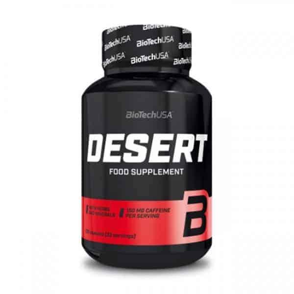 Το DESERT 100 caps είναι ένας εξαιρετικός συνεργάτης έτοιμος να σας δώσει την καλύτερη δυνατή εμφάνιση