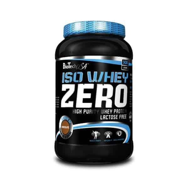 Tο ISO WHEY ZERO 908gr είναι παρασκευασμένη με τη καθαρότερη δυνατή πρωτεΐνη ορού γάλακτος isolate