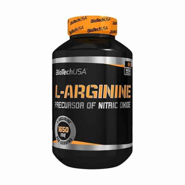 Η L-ARGININE 90capsείναιαπαραίτητη στην παραγωγή ενέργειας στους μύες και στην ανάπτυξη και επιδιόρθωσή τους.