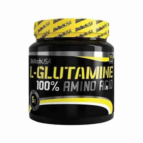 Η L-GLUTAMINE 500grχρησιμοποιείται για να βοηθήσει στην ανάπτυξη των επιπέδων δύναμης