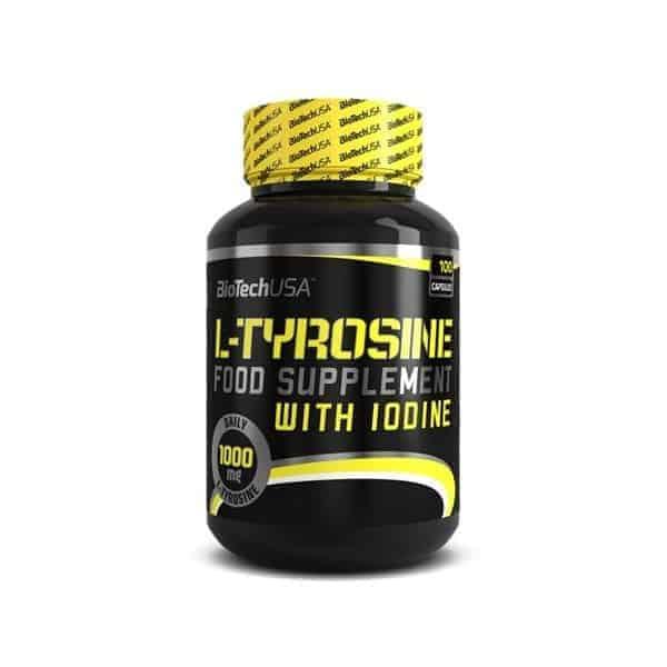 Το L-TYROSINE 500mg 100caps εμπεριέχει τυροσίνη που επειδή δεν είναι ένα βασικό αμινοξύ,το σώμα μας όμως είναι ικανό να το παράξει σε πολύ μικρές ποσότητες