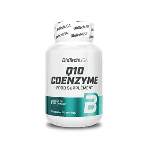Το Q10 COENZYME 60 tabs εμπεριέχει ουμπικινόνη που είναι μια βασική βιταμίνη ή περίπου σαν βιταμίνη συστατικό, το οποίο το βρίσκουμε στο ίδιο το σώμα.