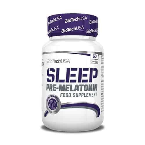 Το SLEEP 60 caps αυξάνει την παραγωγή της μελατονίνης.