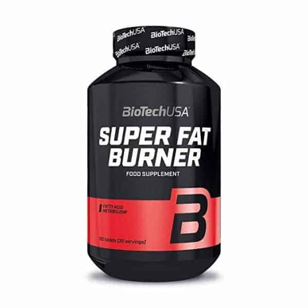 Το SUPER FAT BURNER 120tabsθα σας βοηθήσει να διώξετε το λίπος και τα περιττά υγρά.