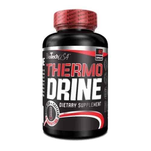 Το THERMO DRINE 60caps BIOTECH USA είναι ένα πανίσχυρο λιποδιαλυτικό συμπλήρωμα