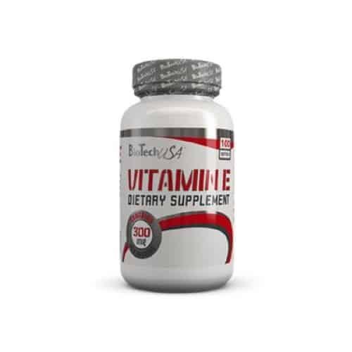 Η VITAMIN E 100tabs είναι ένα υψηλής δραστικότητας φυσικό αντιοξειδωτικό ενάντια στο οξειδωτικό στρες.