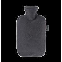 Η Θερμοφόρα νερού Fleece Γκρι 6530 21 είναι κατασκευασμένη από θερμοπλαστικό υλικό και με μεγάλο στόμιο
