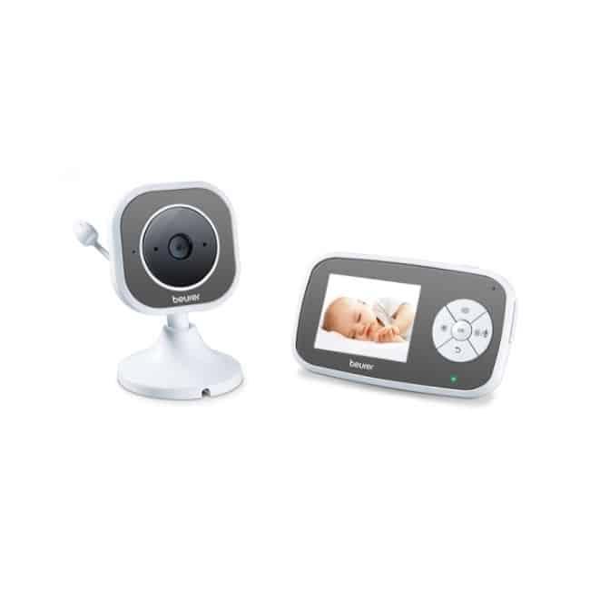 Η Συσκευή Βιντεοεπιτήρησης Μωρού BY 110 παρέχει ηρεμία .Βιντεοεπιτήρηση μωρού για ήρεμες ώρες και ασφαλείς νύχτες.