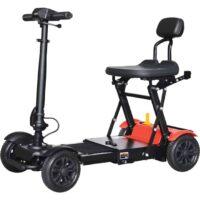 Ηλεκτροκίνητο Scooter Πτυσσόμενο Cooper