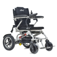 Η Ηλεκτρική καρέκλα αλουμινίου, πτυσσόμενη Mobility Power Chair VT61023-41 09-2-089 είναι ιδιαίτερα ελαφριά και αναπαυτική.
