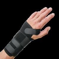 Ο Νάρθηκας Καρπού-Παλάμης Standard 03-2-025 είναι κατασκευασμένος από υψηλής ποιότητας υποαλλεργικό πολυαμίδιο, φιλικό με το δέρμα.